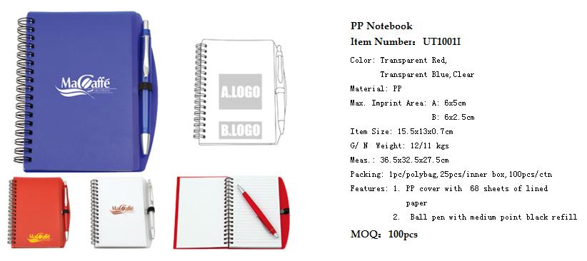 A6 PP Notebook 4