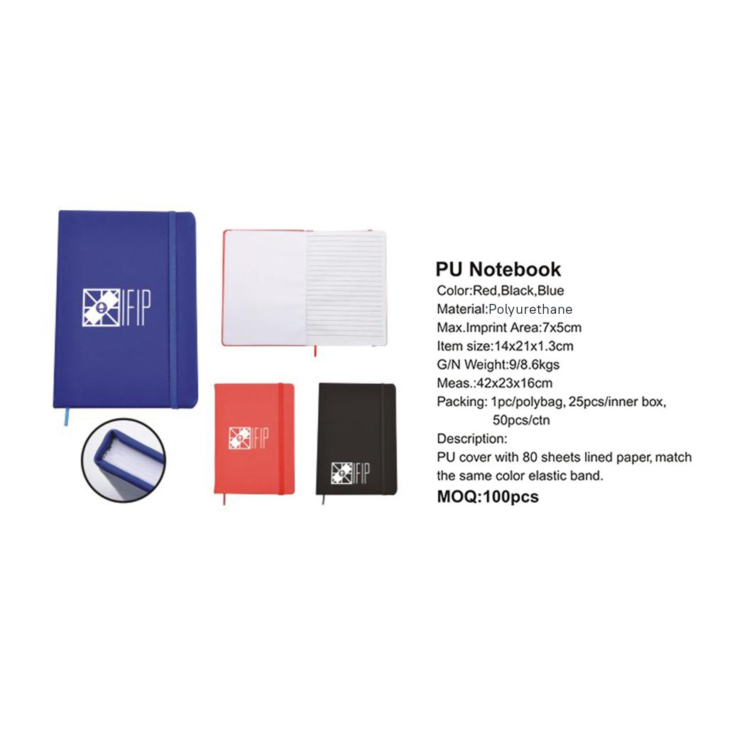 PU Notebook 4