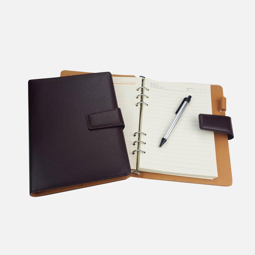 CEO Loose-leaf Notebook 3