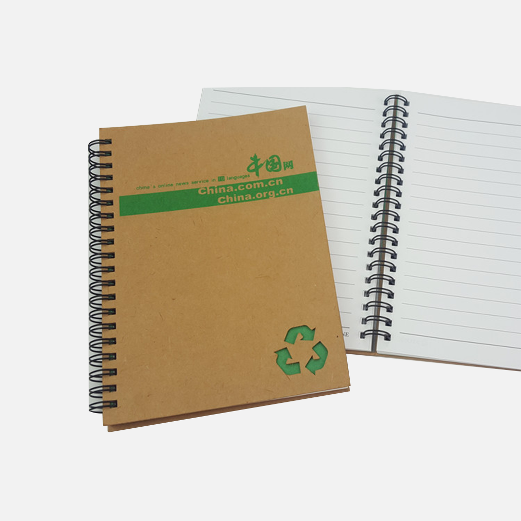 Recycled Stone Paper Notebook 3