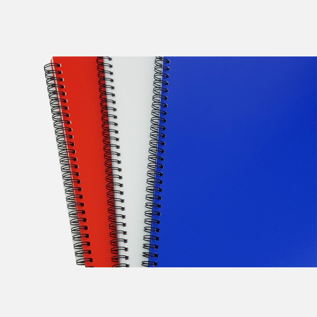 A4 Size PP Notebook 1