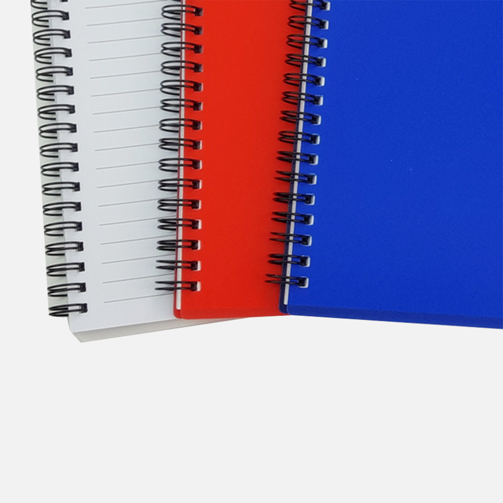 A4 Size PP Notebook 2