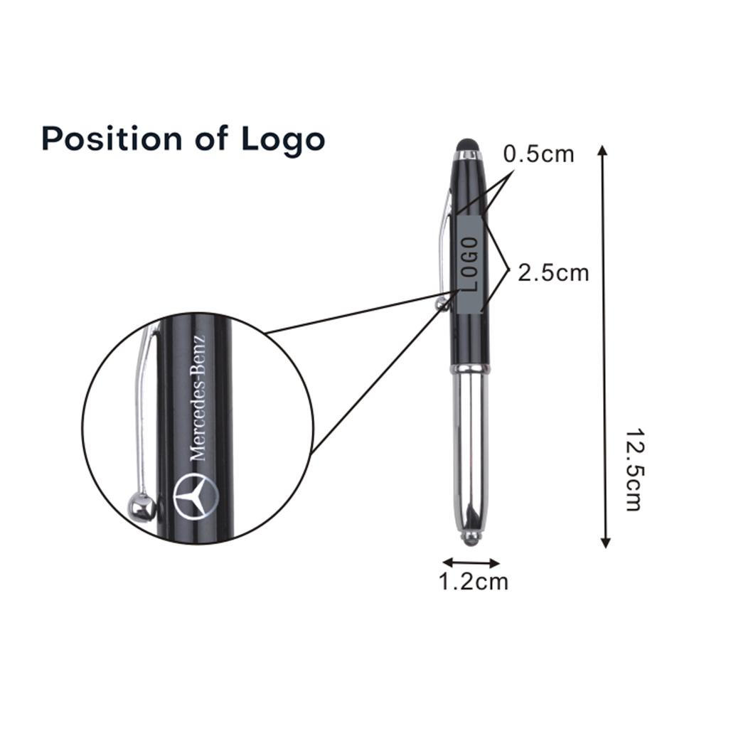 Multi-function Light up pen 7