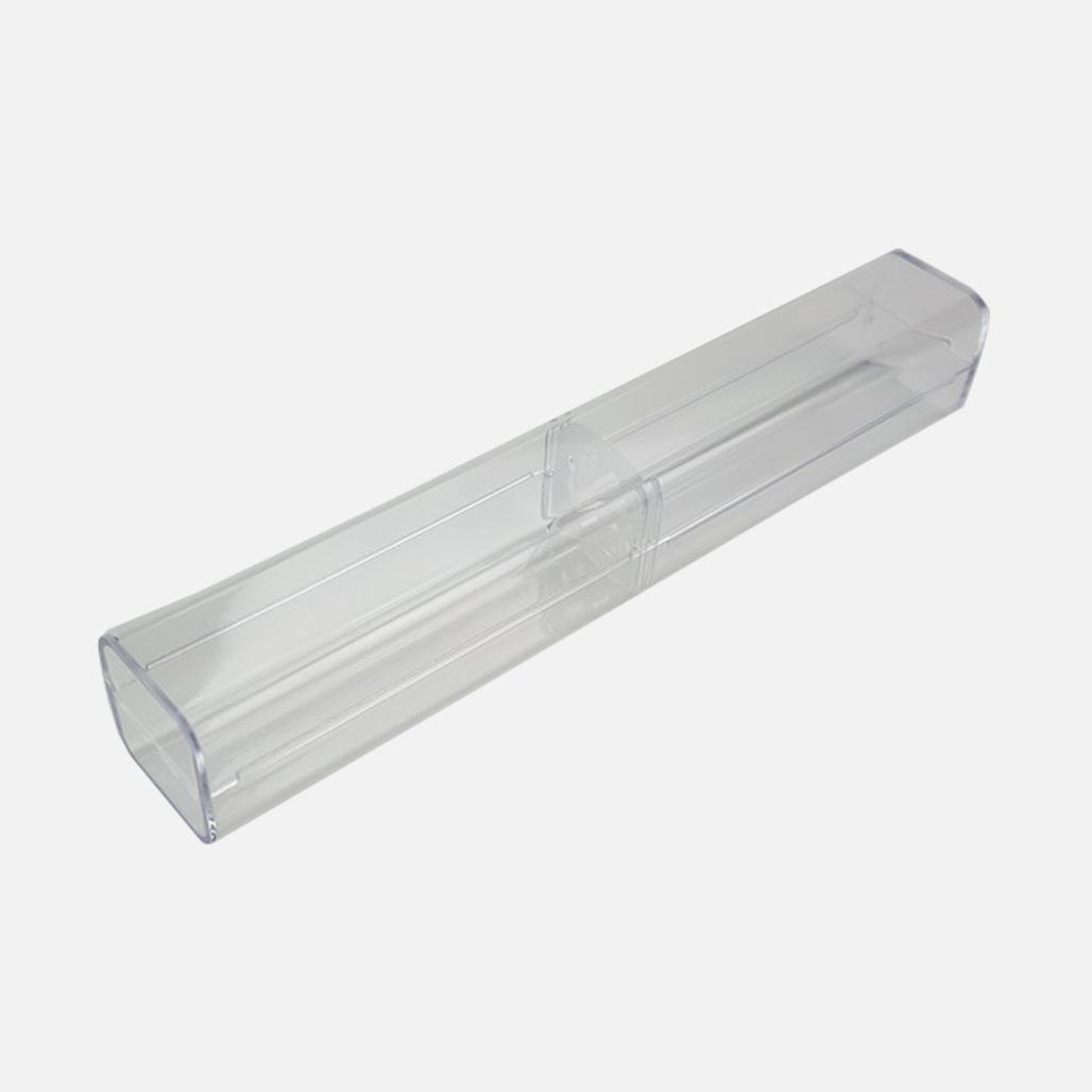 Rectangle Crystal Pen Box 5