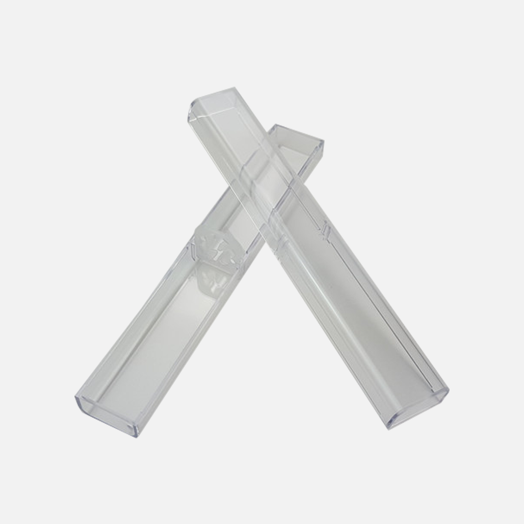 Rectangle Crystal Pen Box 7