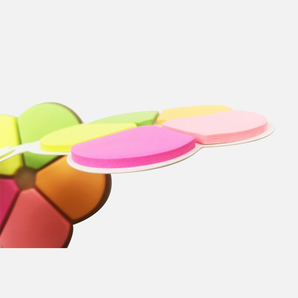 Flower Sticky Notepad 3