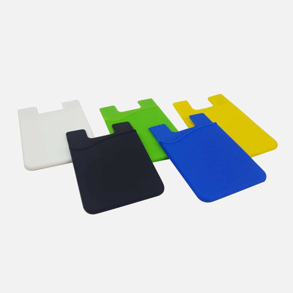 Silicone Mobile Pocket 1