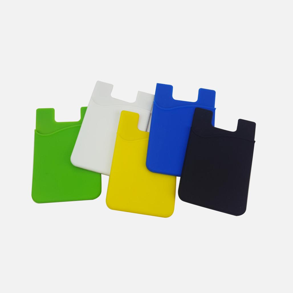 Silicone Mobile Pocket 3