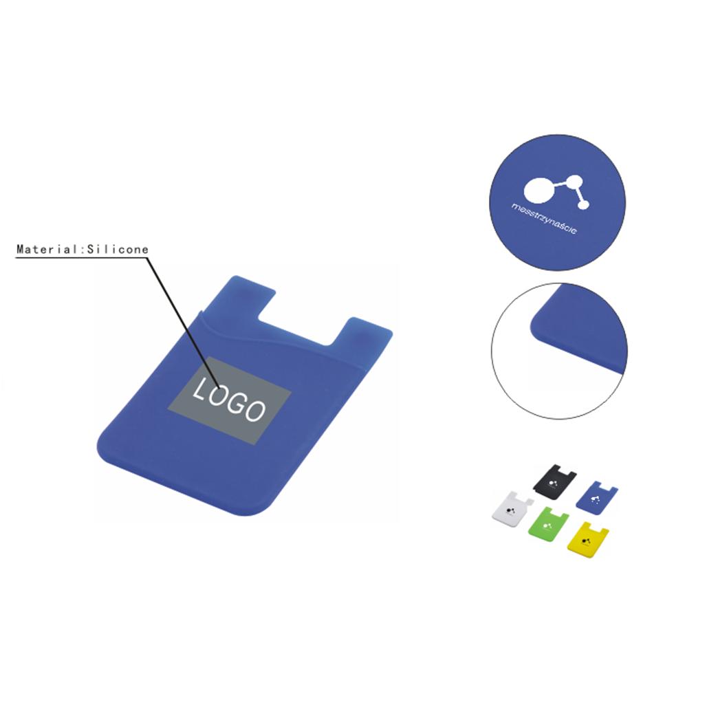 Silicone Mobile Pocket 5