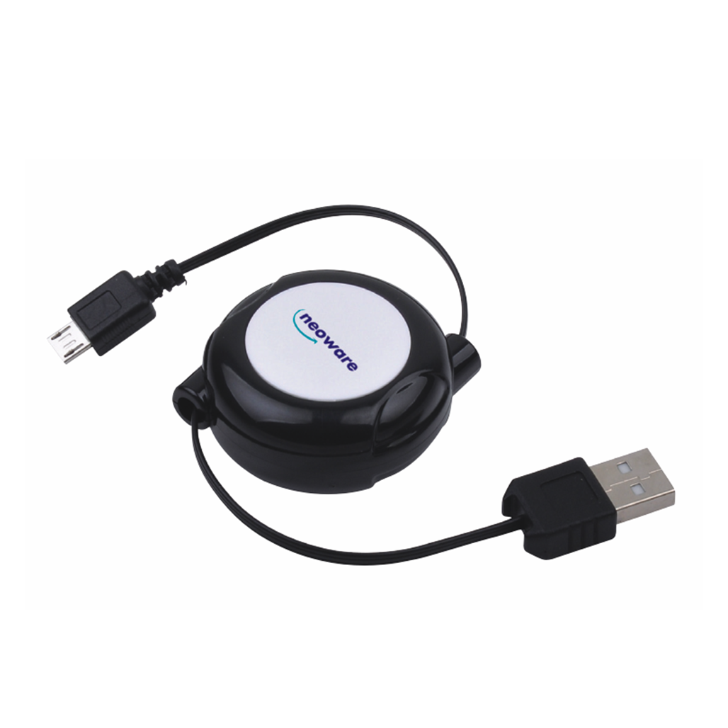 Retractable Charging Cable 1