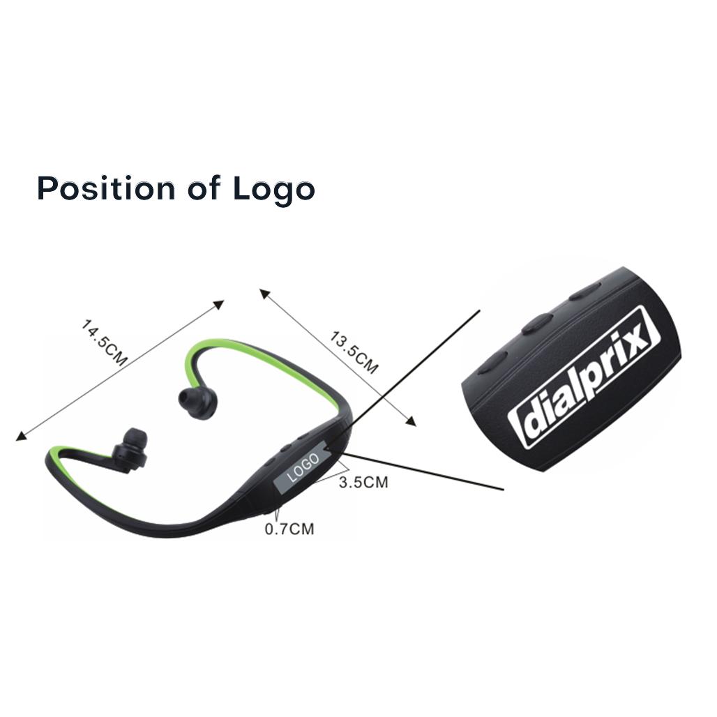 Wireless Bluetooth Headphones 8